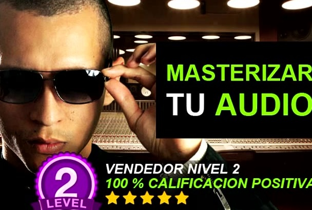 aplicar Masterizacion Profesional a tu Audio o Cancion