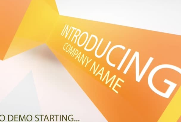 make a Typography Video To Promote Your Business