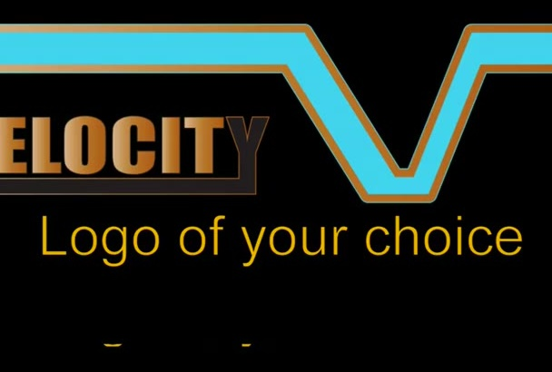 create you best and amazing logo of your choice