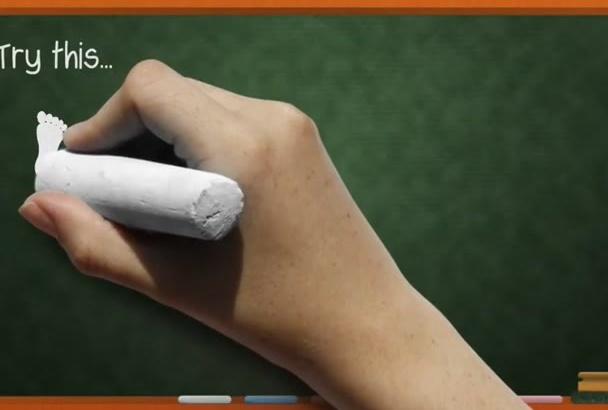 create a Professional Customized Whiteboard Video