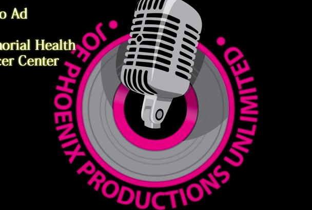 make you a radio commercial from scratch