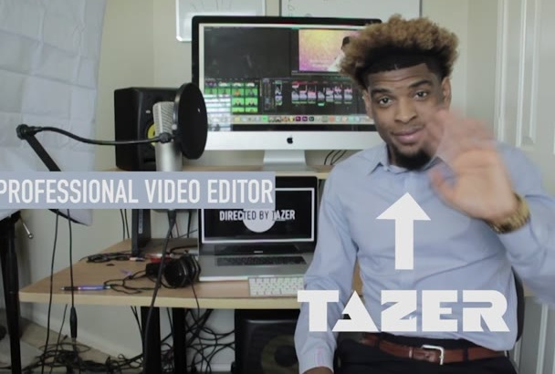 provide EXCELLENT video editing