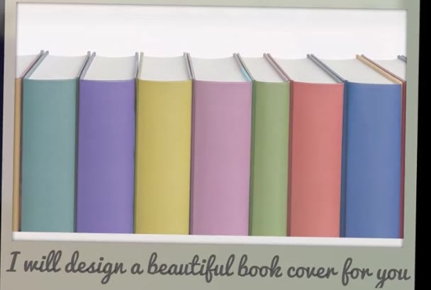 create your Book Cover for Kindle or CreateSpace