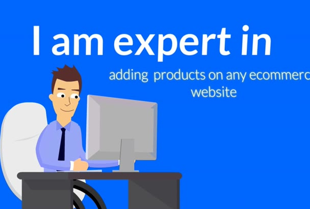 add products on your ecommerce website