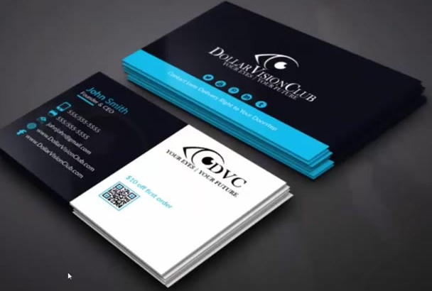 design Professional Attractive Business Card