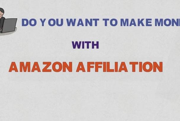 build you High Converting SEO Optimized Amazon Niche Site