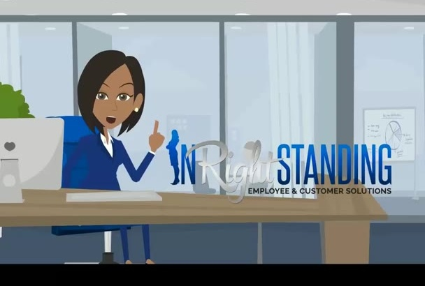 produce a Promotional EXPLAINER Animation Video for You
