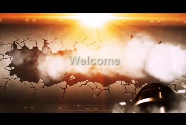 create 3 gorgeous HD video intro for your need