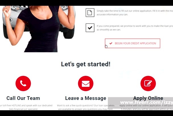 design a beautiful and fully responsive SEO ready website