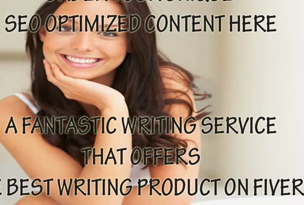 write 2 x 500 word top quality SEO articles on any topic
