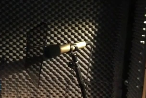 record a quality voice in Czech