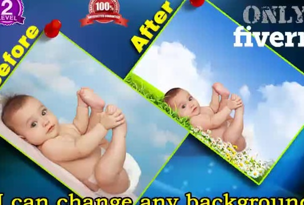 do any background removal or changing jobs within 24 hours