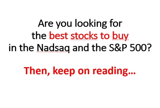 show you the best stocks to buy in US stock market for 2 weeks