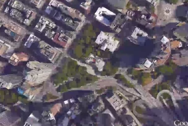make a Real Estate Video Portfolio by Google Earth Tour