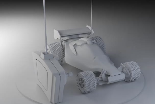 design the Best 3D Model in Just 48 Hours