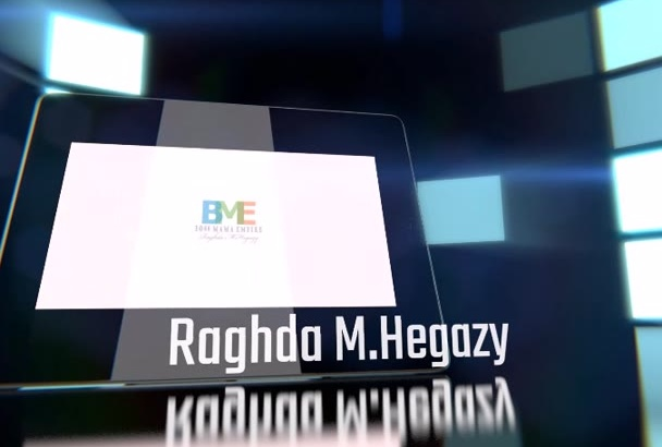 design Short Video by your Logo
