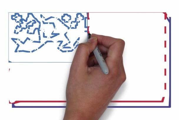 make whiteboard animated explainer promotional videos