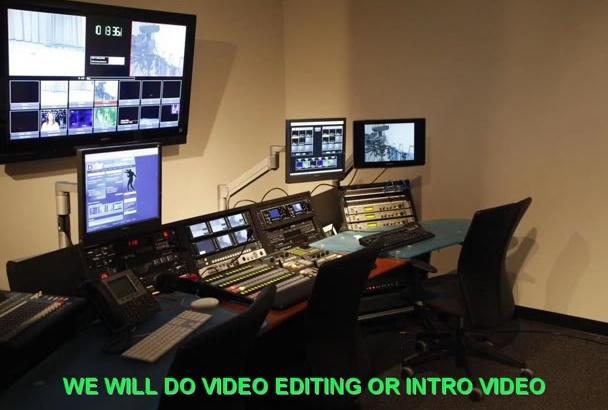 do Basic video editing  within 24Hrs