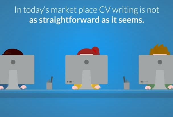 create a Resume that is Punchy, Persuasive and that Markets your Strengths
