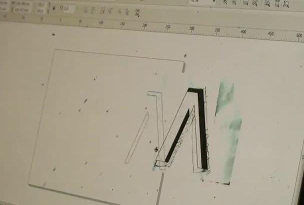 vectorize your logo concept