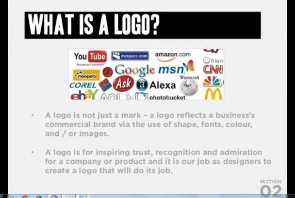 create brilliant meaningful logo