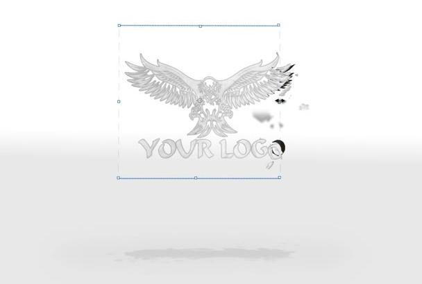 make CREATIVE business logo intro