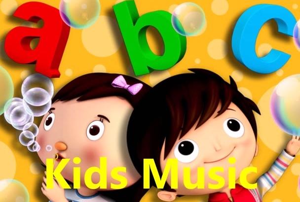 music nursery rhymes kids children lullaby songs