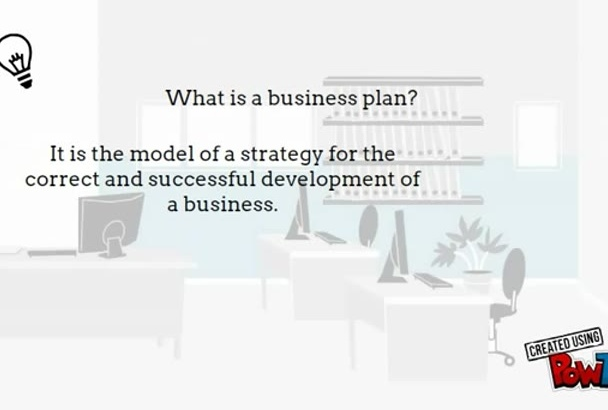 write The best Business Plan for you Plan de Negocios