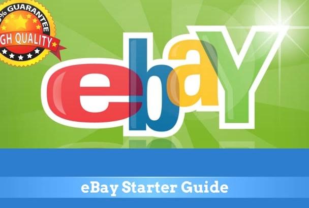 give BEST eBay money making plan