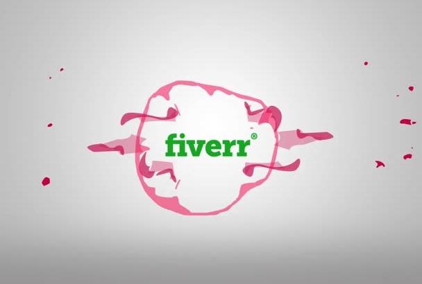 create AMAZING logo burst intro animation