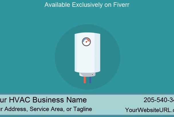 customize an Explainer Video for HVAC Services