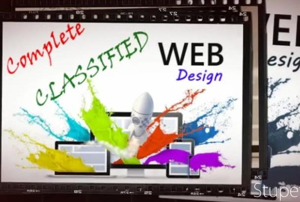 give you classified WordPress theme