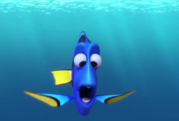 make a promotional video with dory