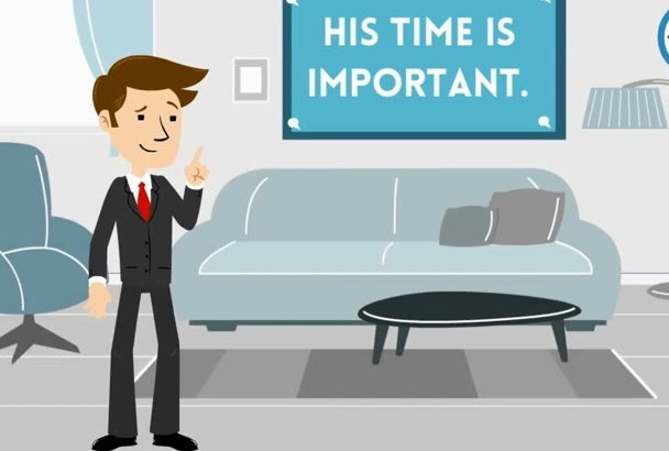 customize THIS explainer video for your business