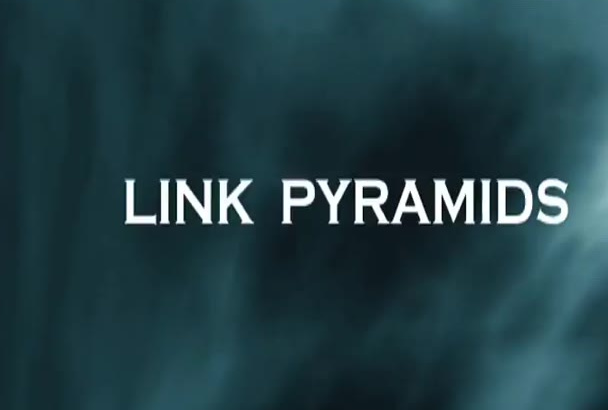 create Link Pyramid for you with 800 Back1inks