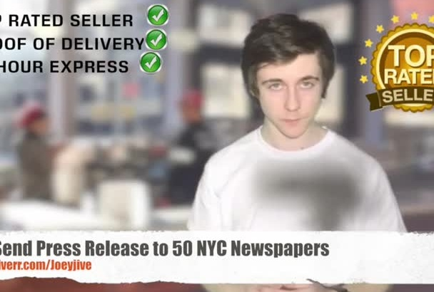 send Press Release to 50 New York City USA Newspapers