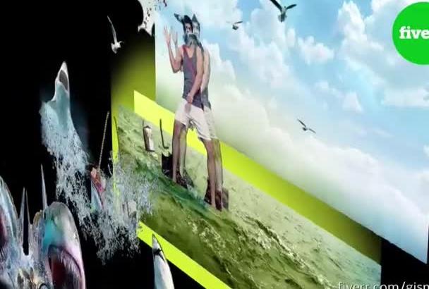 do awesome Photoshop manipulation