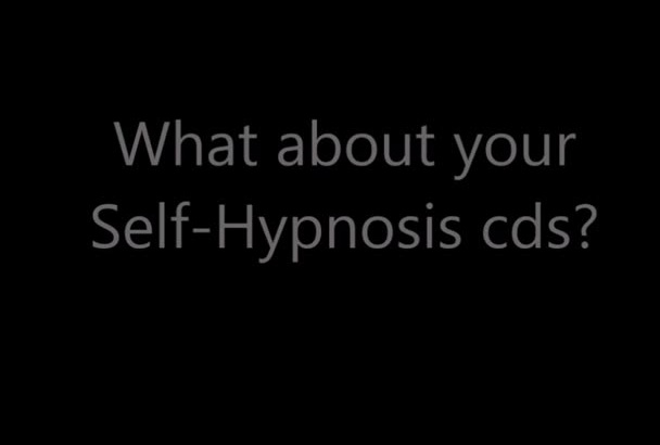record a personalized self hypnosis mp3 for you