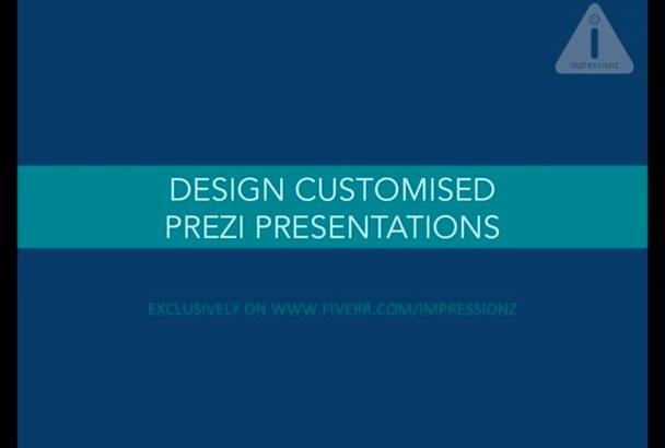 create a Creative PREZI presentation