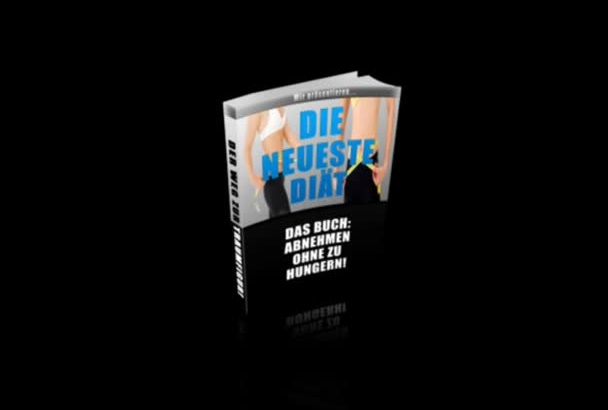 design a eBook Cover or 3D design of the cover