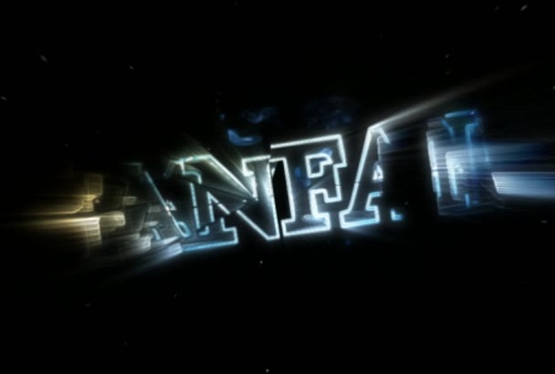 make ultra high quality TRANSFORMING  logo intro for Gaming
