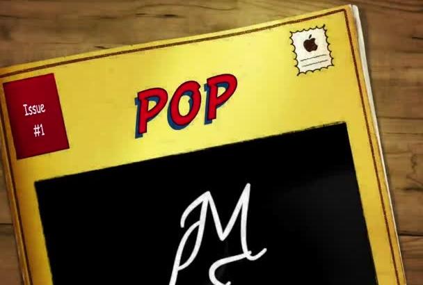 create a Electronic POP beat