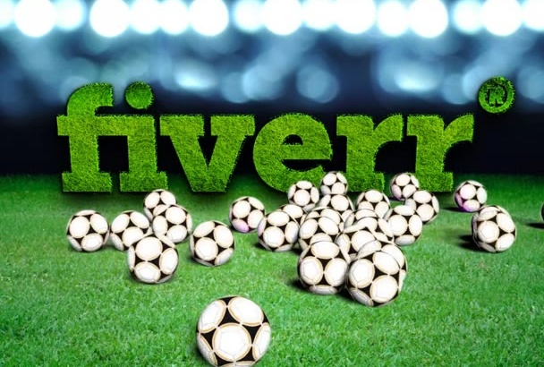 create Football or Soccer Video Intro
