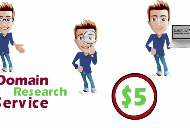 find and research best cheap domain names for you