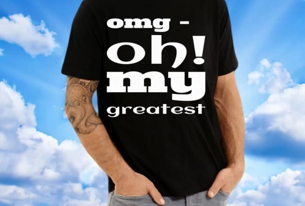 make a Cool TShirt design For You