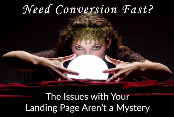 boost your landing page conversions