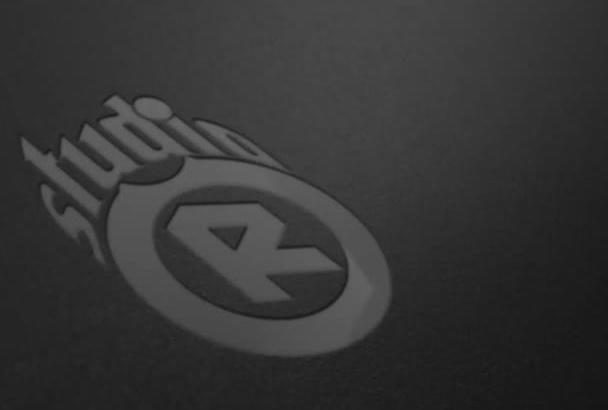 create a eye CATCHING logo intro video