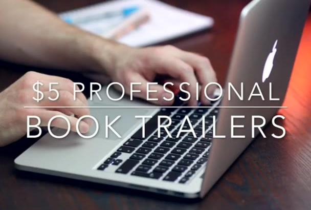 create Wonderful Book Trailer