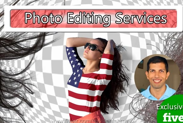 do All Photoshop Edit and Retouch