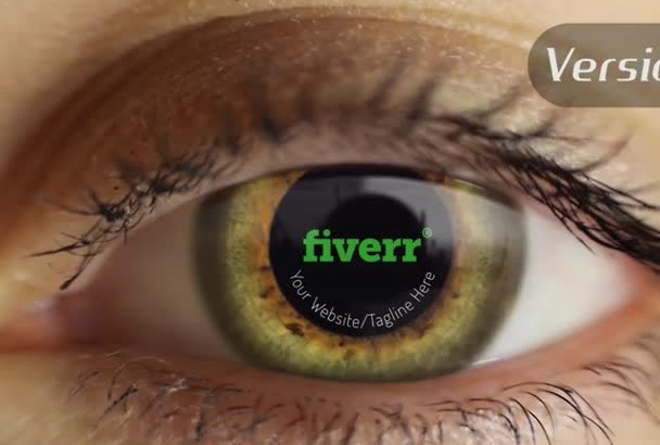 create 7 AWESOME Eye Video Intros